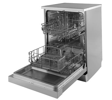 KAFF DW Centra 60, Free Standing Dishwasher Review 1