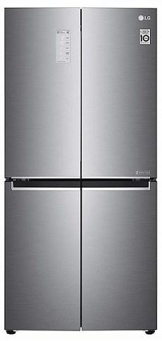LG 594 L Inverter Wi-Fi Frost-Free Side-By-Side Refrigerator