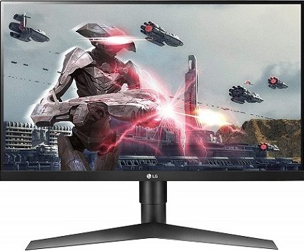LG Ultragear 68.5 cm (27-inch) IPS FHD, G-Sync Compatible, HDR 10, Gaming Monitor