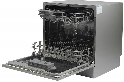 Voltas Beko 8 Place Table Top Dishwasher Review 1