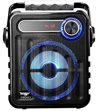 Zebronics Buddy Wireless Portable BT Speaker