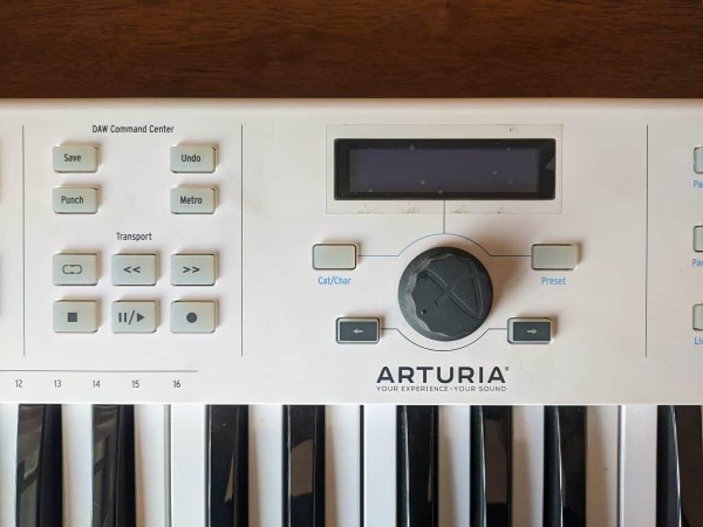 Arturia Keylab Essential 61 Keys MIDI Keyboard Review