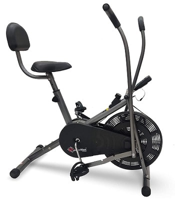 PowerMax Fitess BU-201 Dual Action Exercise Bike Review