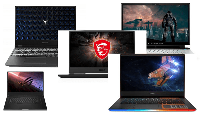 Best Gaming Laptop With RTX 2060 in India