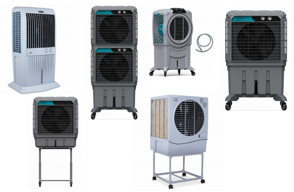 Best Large Space Desert Air Coolers in India
