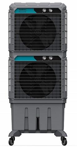 Symphony Movicool DD 125 Desert Air Cooler - Grey