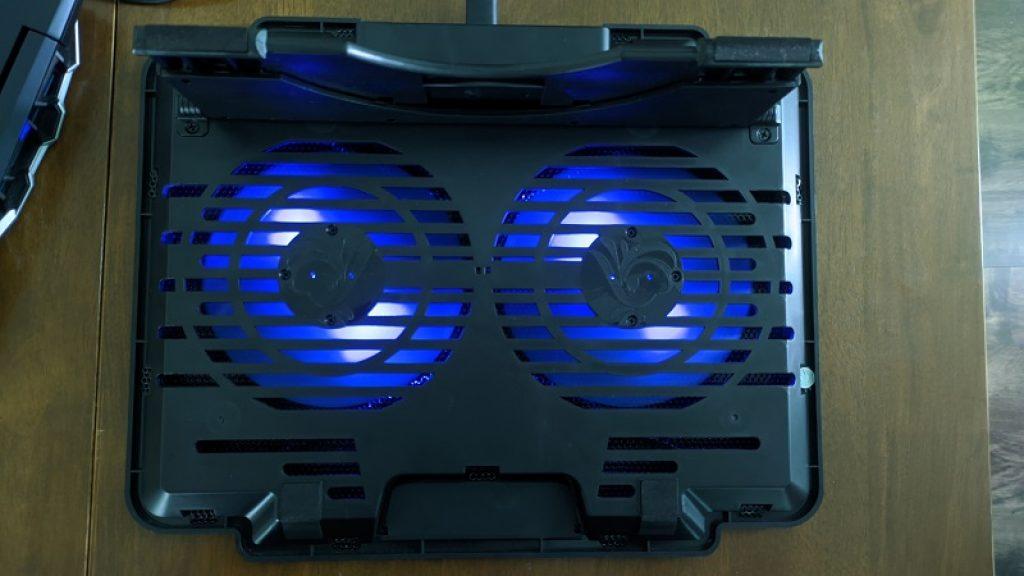 Tarkan Dual Fan Cooling Pad Review